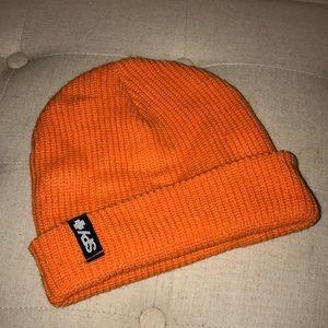 Bright orange spy unisex hat